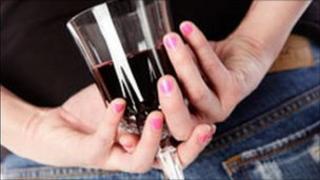 Generic alcohol image