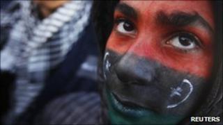 Libyan rebels, Reuters