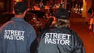 Street Pastors (generic)