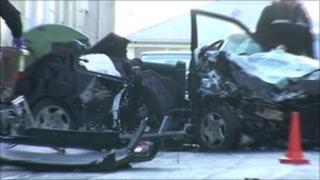 Trinity crash, Jersey