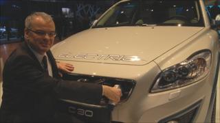 Stefan Jacoby, chief executive, Volvo Cars