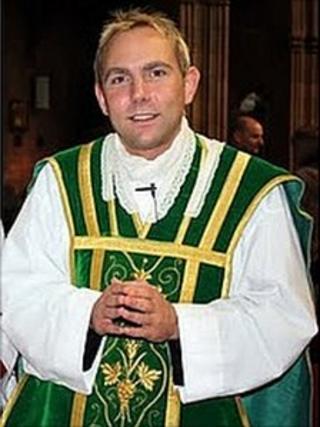 Father David Elliott