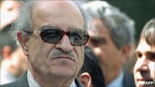 Haitham al-Maleh, Syrian political activist (March 2005)