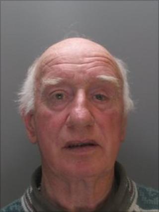 John Leslie Davies of Waunfawr, Gwynedd