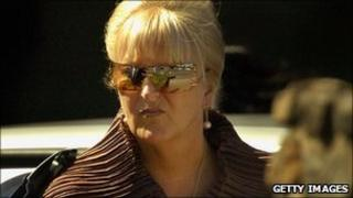 Judy Moran pictured in 2004
