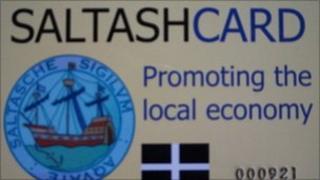 Saltash Card