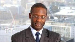 Prudential head Tidjane Thiam