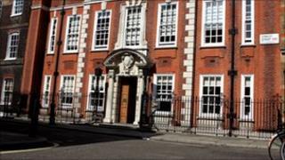 Lib Dem Cowley Street HQ
