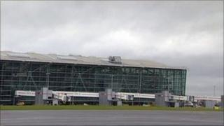 Terminal Five (T5) at London Heathrow Airport