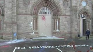 St Matthew's Church attack