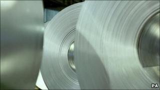 Steel strips