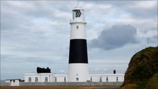 Quesnard Lighthouse