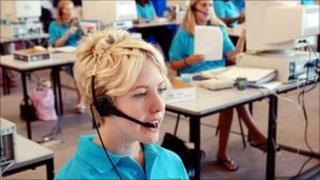 call centre generic