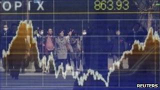 Japan share index
