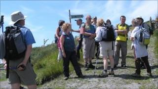 Isle of Man walking festival
