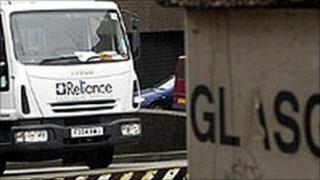 Reliance van