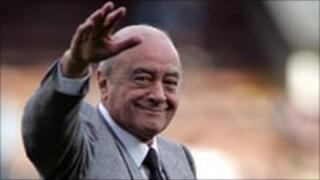 Mohammed al-Fayed
