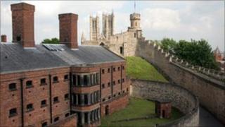 The Victorian Prison at Lincoln Castle