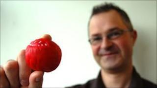 BBC Radio Nottingham's Mark Dennison