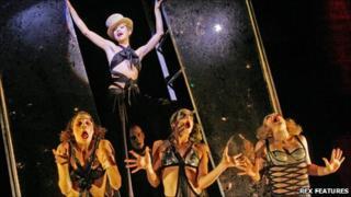 'Cabaret' at the Lyric theatre, London, Britain - Oct 2006