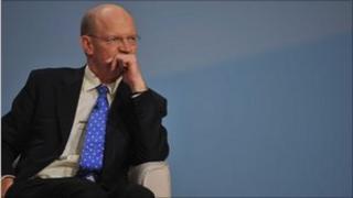 Universities Minister David Willetts