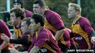Douglas Rugby club