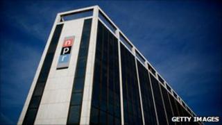 National Public Radio headquarters in Washington DC