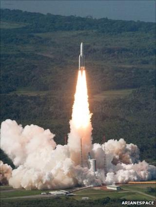 Ariane 5 (Arianespace)