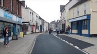 Dawley High Street