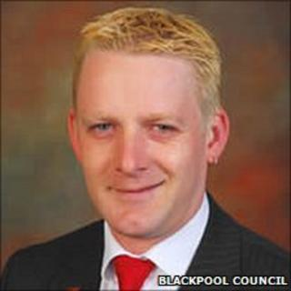 Councillor Simon Blackburn