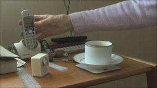 Maidstone bank scam victim