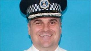 Deputy Chief Constable Alan Pughsley