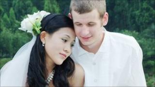 Matthew and Jia Ashton