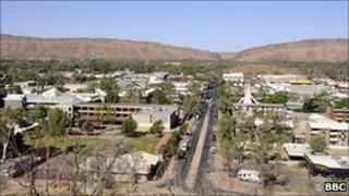 Alice Springs, Australia 2009