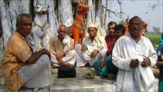 BBC Hindi service listeners in the Indian state of Bihar, March 2011