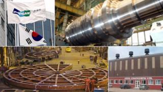 Doosan and Steel Engineering