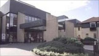 Antrim Area Hospital