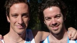 Matt Buck and Matt Sims