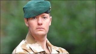 Lance Corporal Michael Taylor