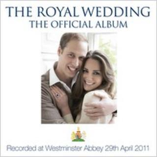 Royal Wedding temporary album cover