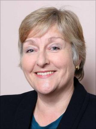 Derby City Council's director of specialist services Katie Harris