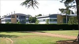 Babraham Research Campus
