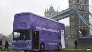 Census bus