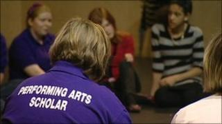 Workshops at the Royal Shakespeare Company
