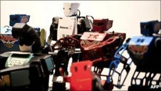 Robotics created at Osaka University