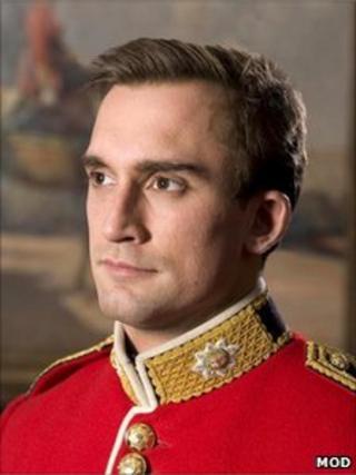 Lt Douglas Dalzell