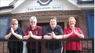 The Salvation Army in Wath-upon-Dearne