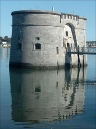 Gun Tower Museum in Pembroke Dock