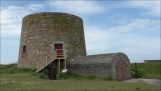 Lewis's Tower, Jersey
