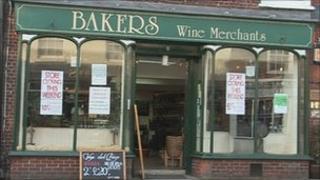 Bakers Wine Merchants